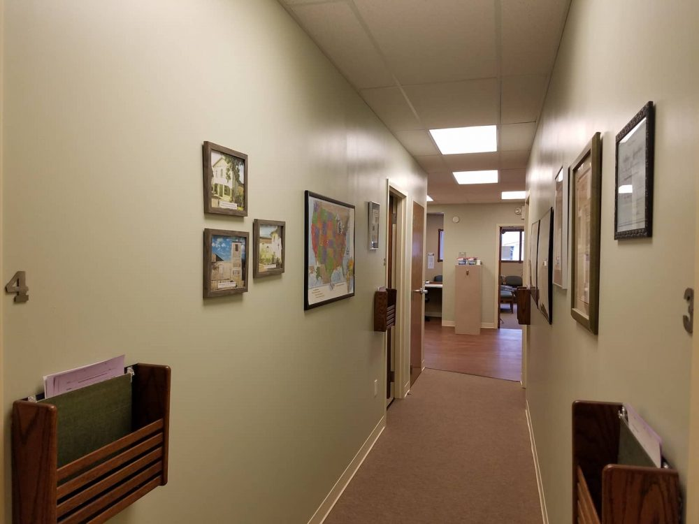 Oasis of Hope hallway